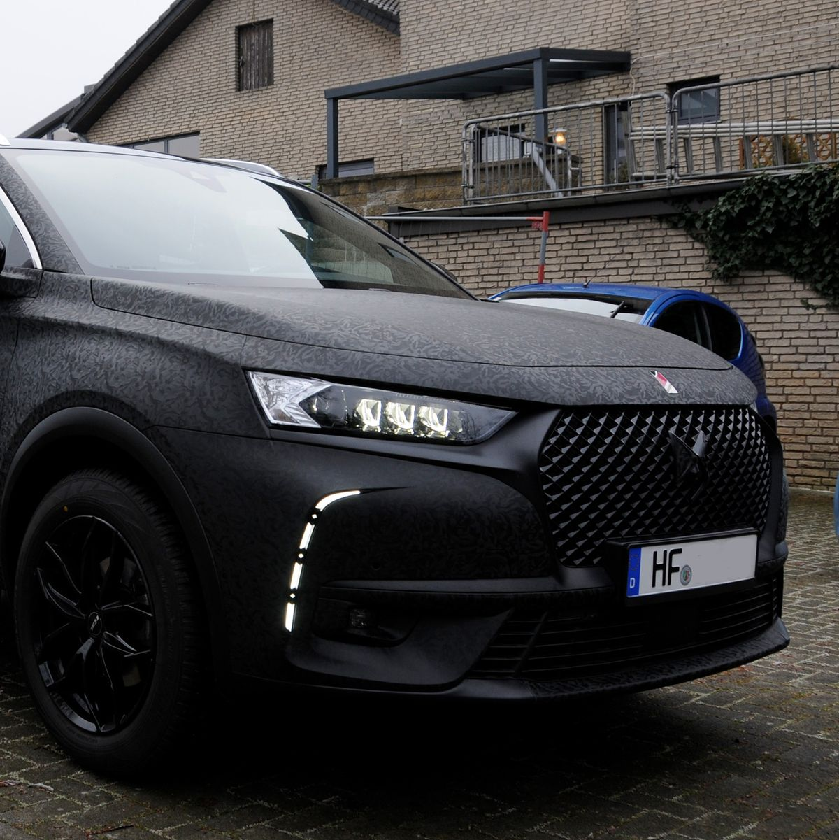DS7 front